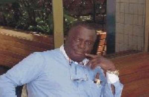 I'm your next President says Kofi Wayo